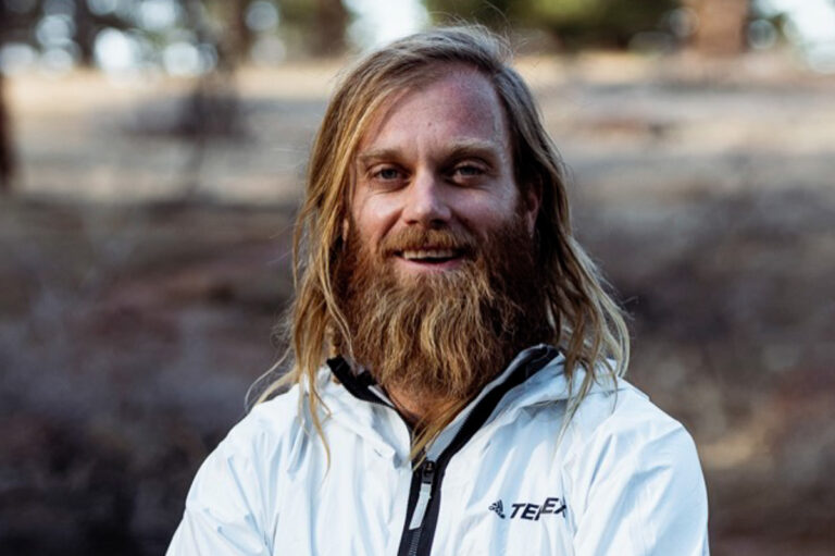 Timothy Olson on the PCT.