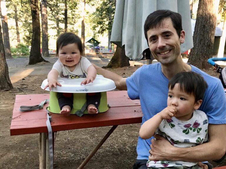 Philip Kreycik - with family 1