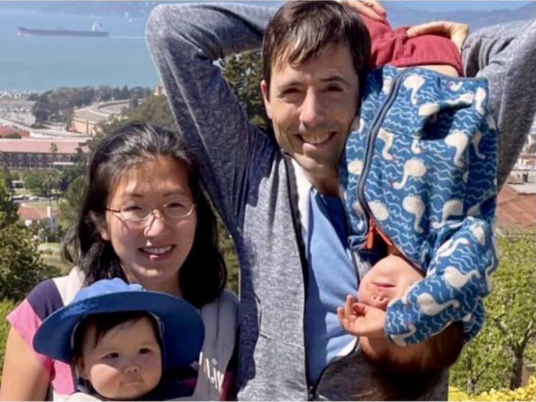 Philip Kreycik - with family 2