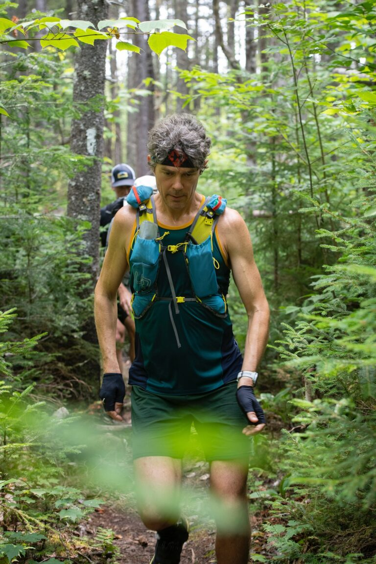 Scott Jurek - 2021 Appalachian Trail speed attempt 3