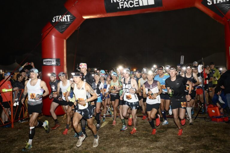 2019 The North Face 50 Mile Championships