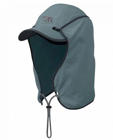 Outdoor Research Sunrunner - best hats 2021