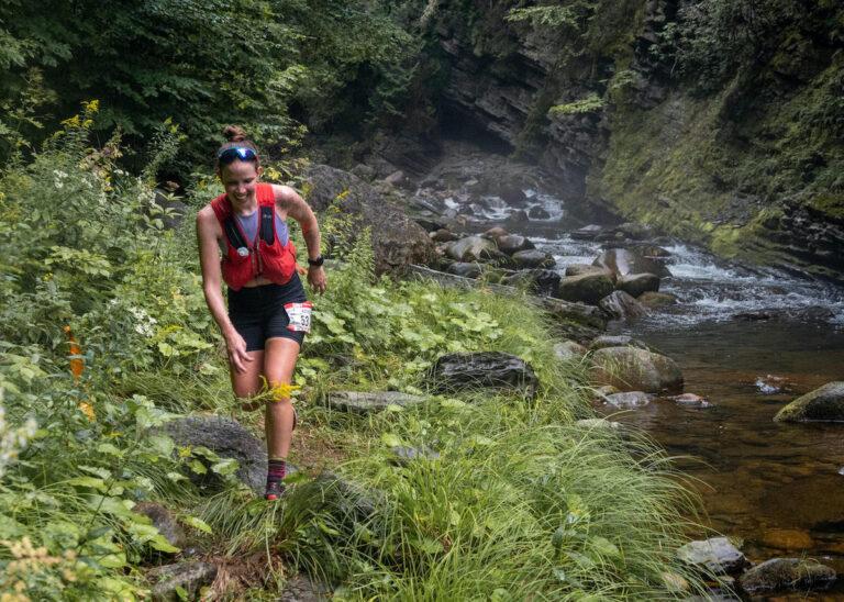 Katheryn Cochrane, Quebec Mega Trail, This week in running