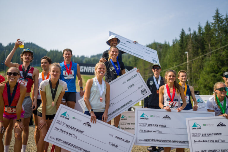 Winners of the Gnar Gnar US Mountain Running Championships, this week in running