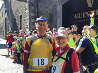 """The """"Two-Hundred 100 Milers Club:"""" Sandra Brown and Ed Ettinghausen Rack Up Impressive Number of 100-Mile Finishes"""