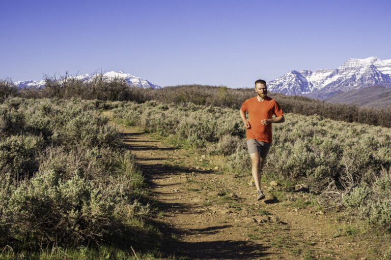 Altra Lone Peak Anniversary - Brian Beckstead