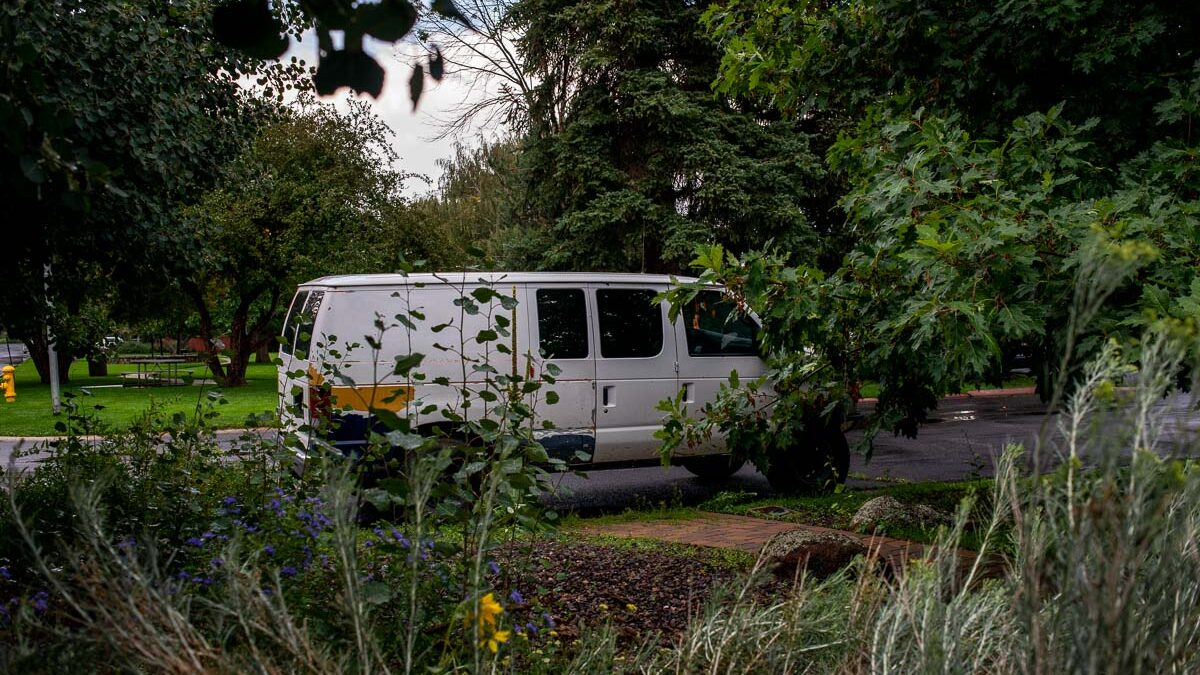 Trailhead Vehicles - Alex Potter