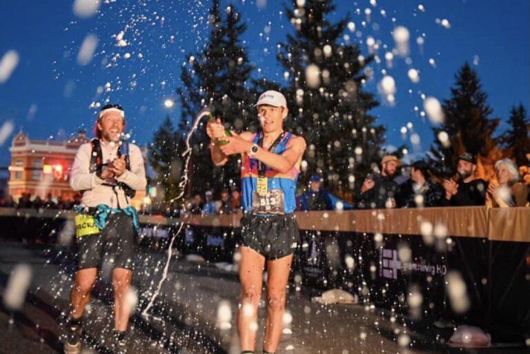 Adrian Macdonald - 2021 Leadville Trail 100 Mile mens champion 2