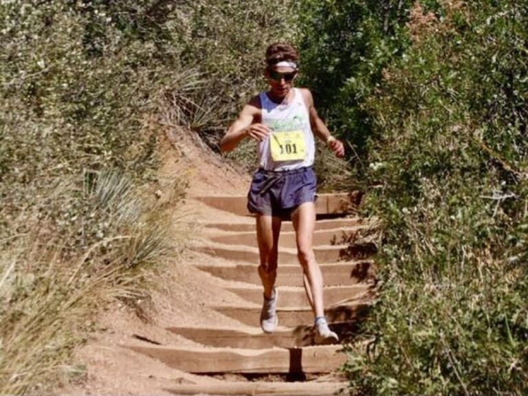 Seth Demoor- 2021 Pikes Peak Marathon champion