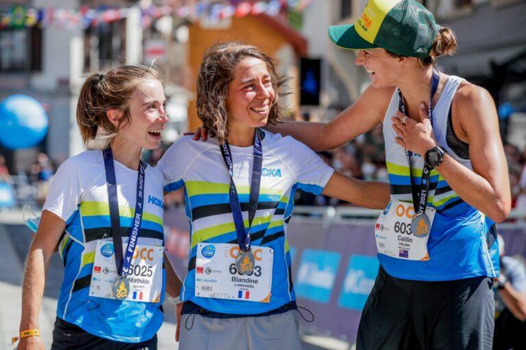 2021 OCC womens podium