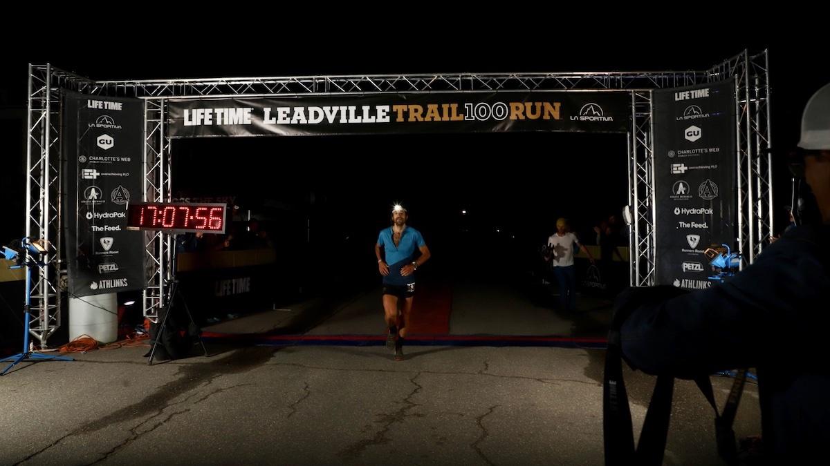 Anton Krupicka 2021 Leadville Third Feature Photo