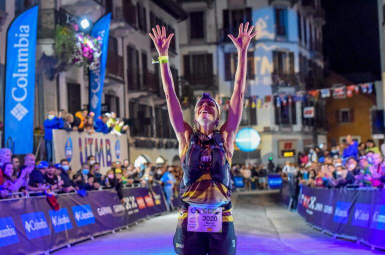 CCC Champion Marta Molist