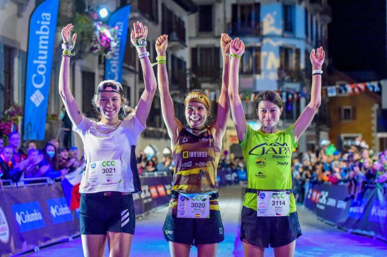 CCC Top Three Women