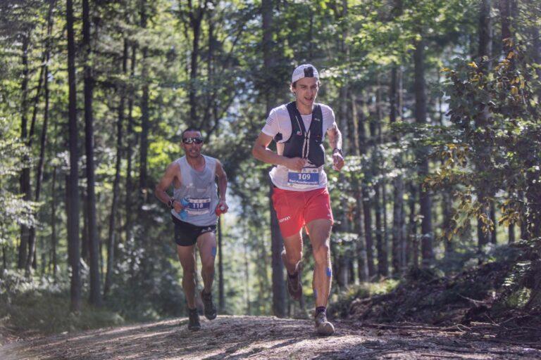 Bartlomiej Przedwojewski - 2021 Chiemgau Trail Run champion