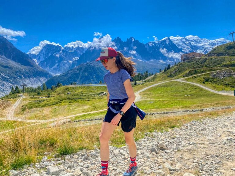 Meghan Hicks - Alps - August 2021