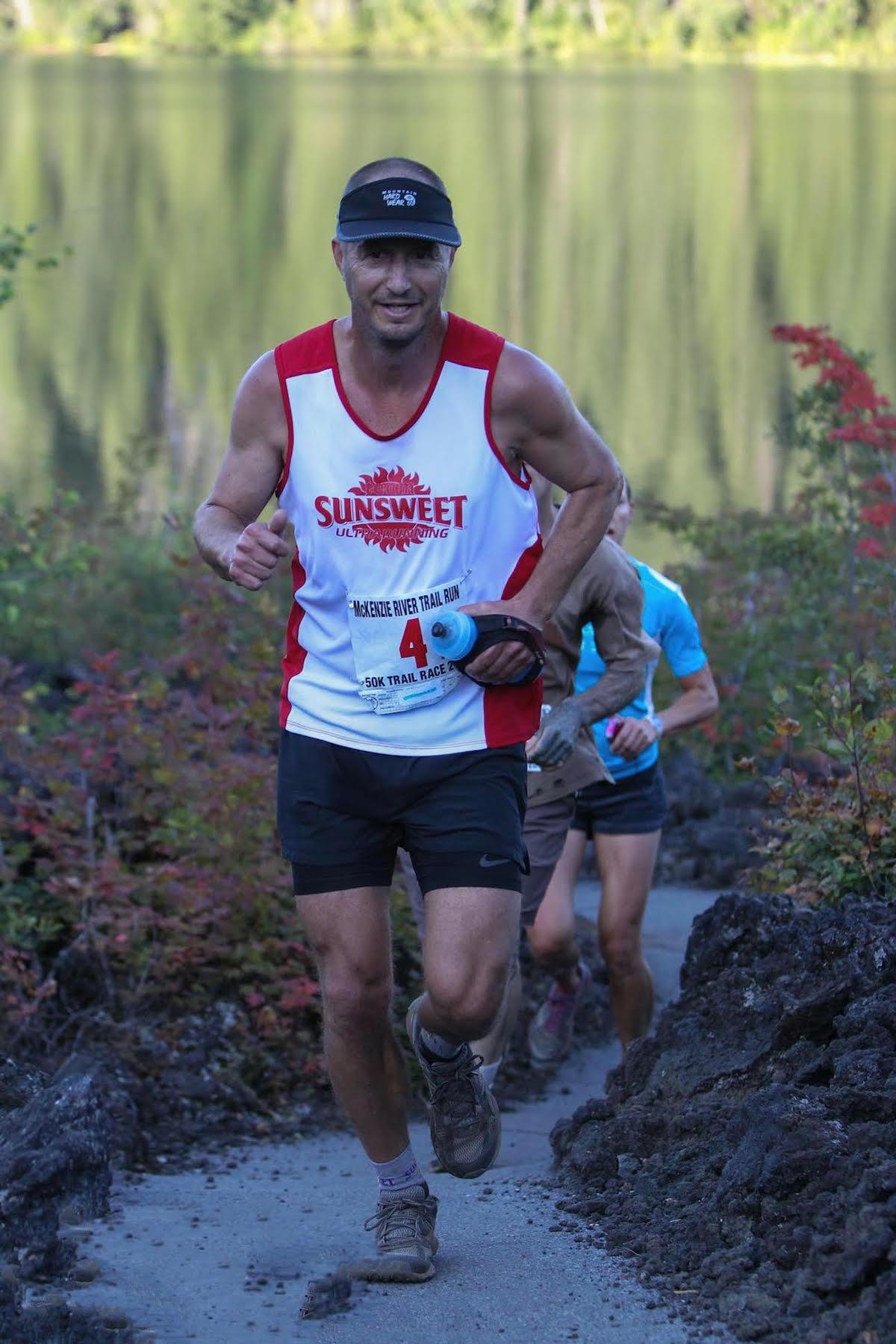 Craig Thornley McKenzie River Trail Run