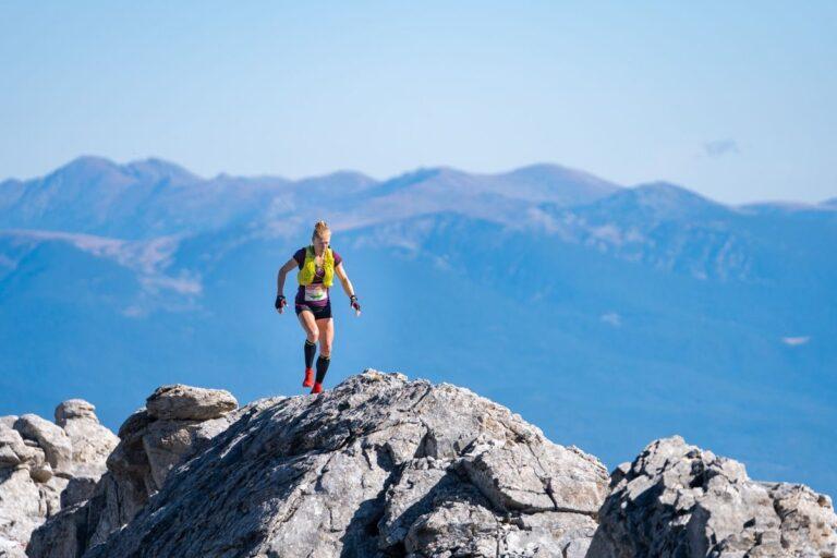 Oana Mihalcea - 2021 Pirin Extreme 33k champion