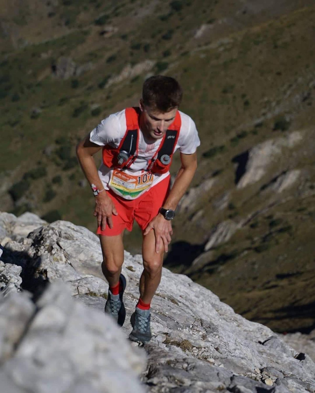 Jordi Alis - 2021 Pirin Extreme 33k champion