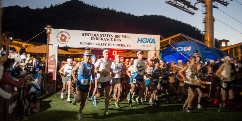 See You in Palisades Tahoe: The Western States 100 Start Line Location is Renamed