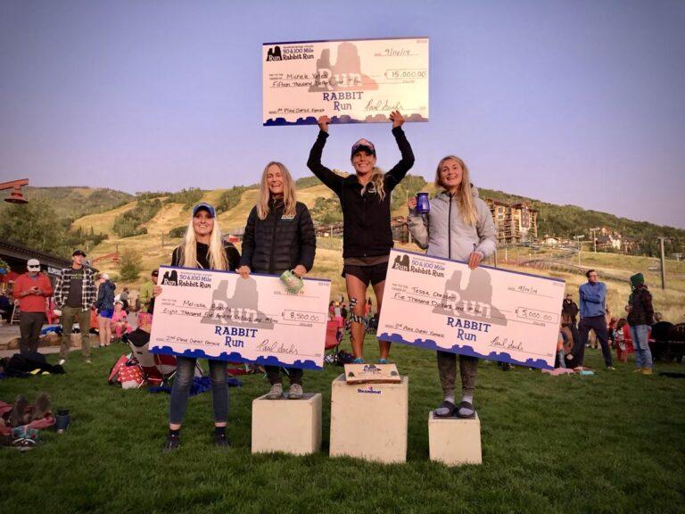 Whiley Hall at the 2019 Run Rabbit Run 100 Mile