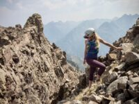 Near the Pinnacle of Peak Bagging: Whiley Hall Trains for Ultras by Summiting Hundreds of Peaks