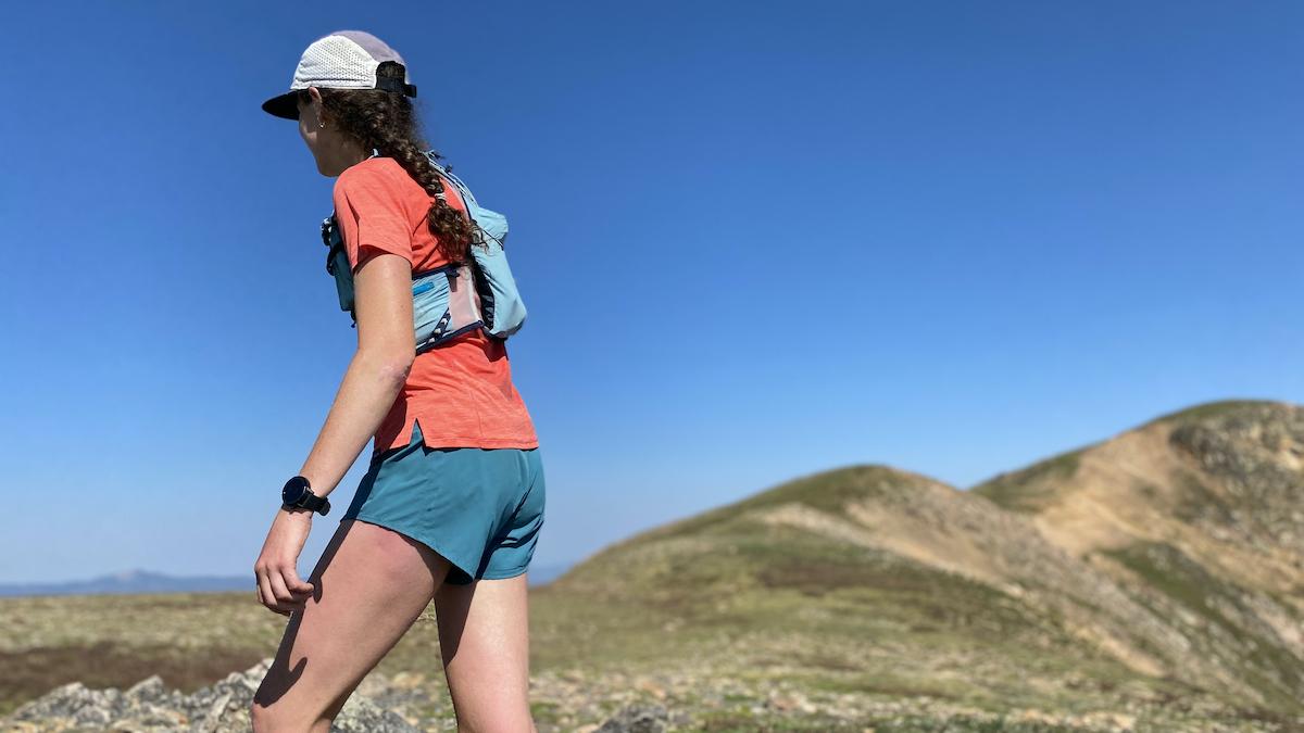 Best Womens Trail Running Shorts Feature