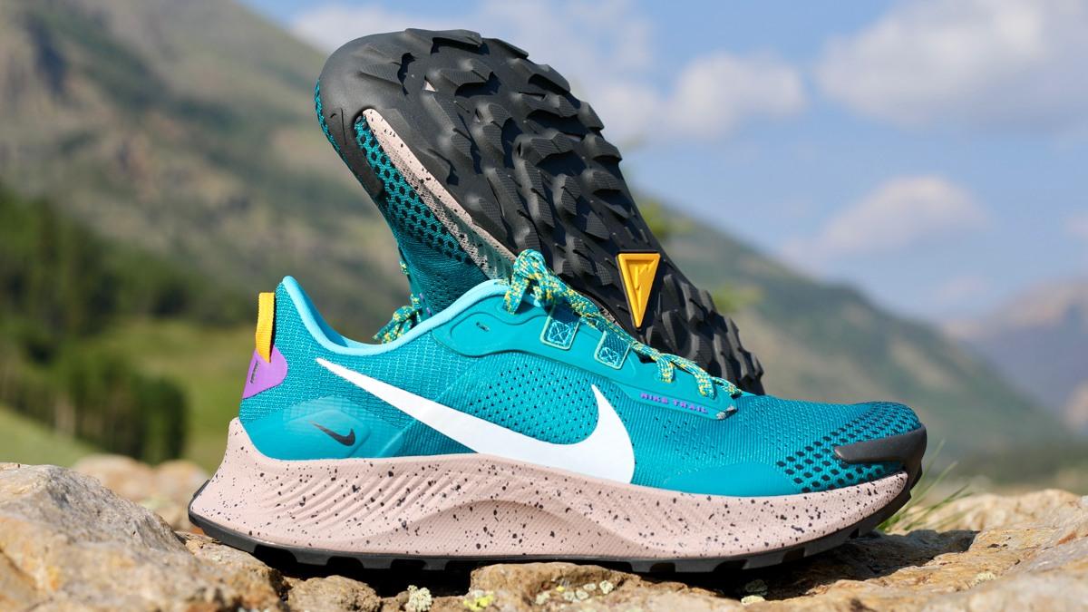 Best New Trail Shoes H2 2021 - Nike Pegasus Trail 3