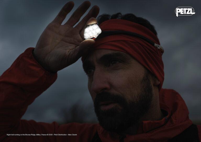 Petzl Iko Core Night Trail Running Headlamps