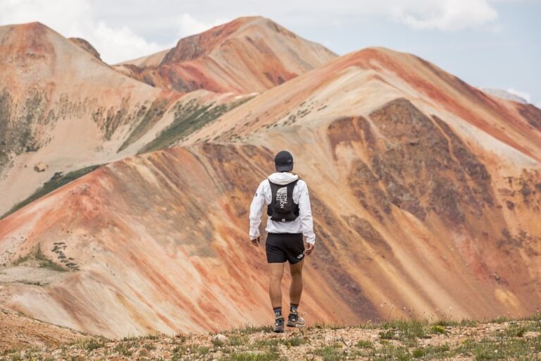 Zach Miller Finding Words Red Mountains