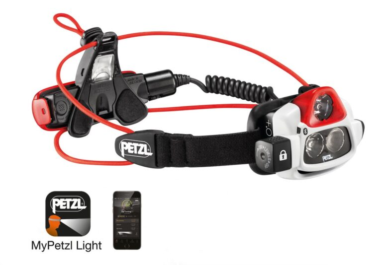 Petzl NAO+ Side View