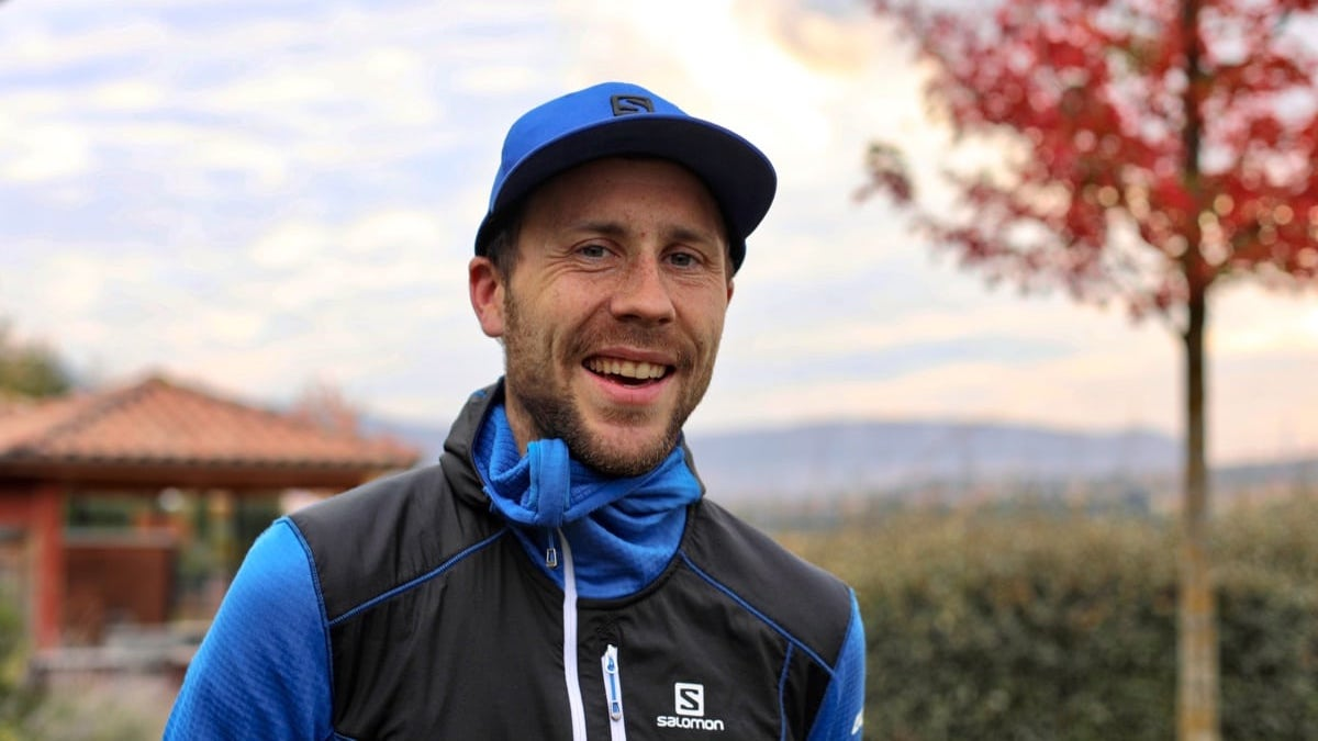 Top Trail Runners Stian Angermund Feature
