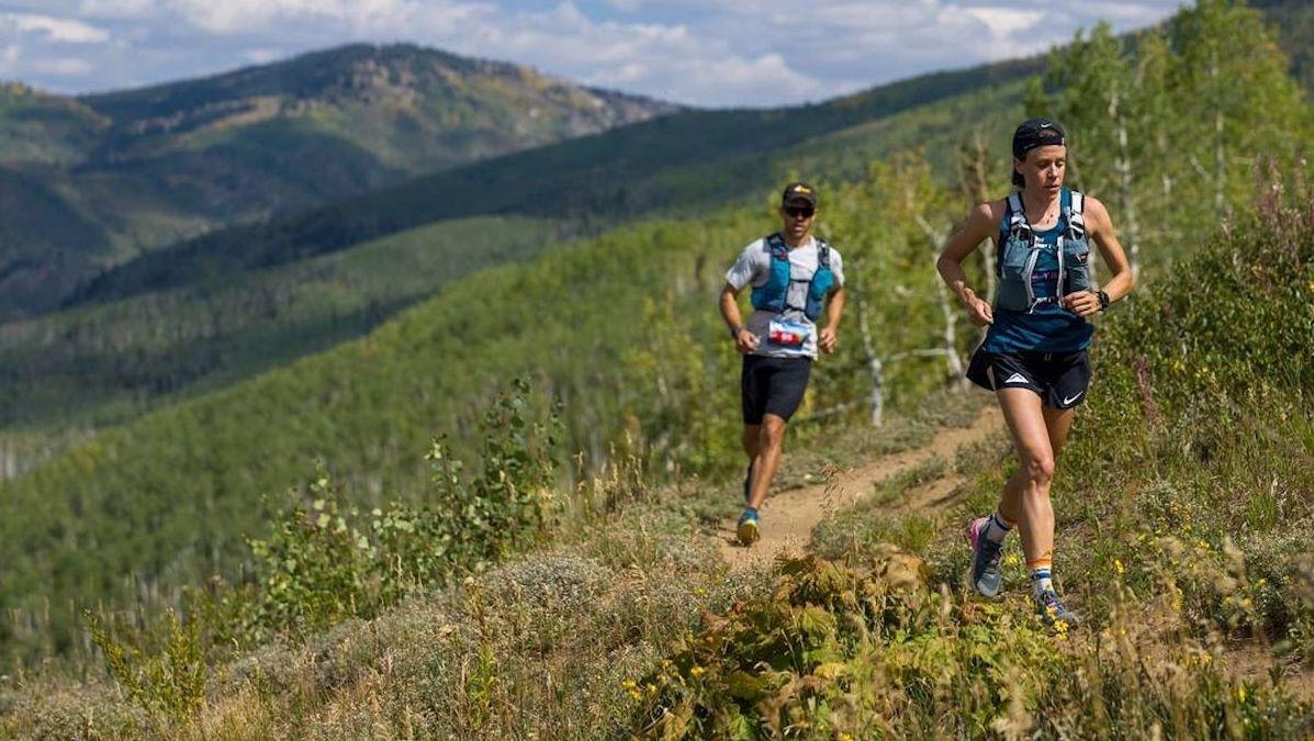 Addie Bracy - 2021 Run Rabbit Run 100 Mile Womens Champion TWIR Feature - Paul Nelson Trail Junkie Photos