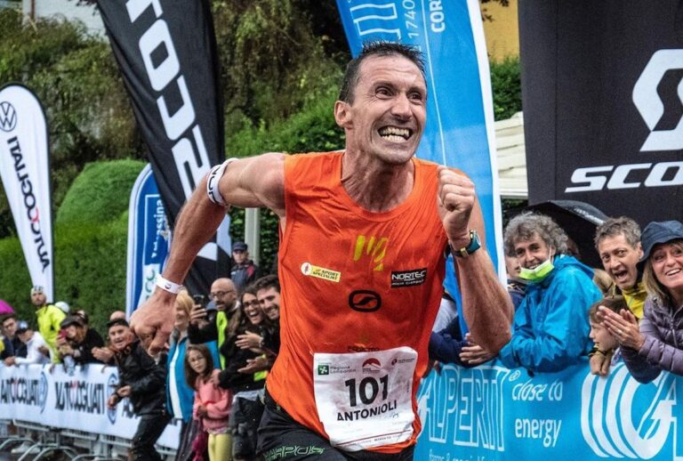 Daniel Antonioli Skyrunning World Series Grigne Skymarathon