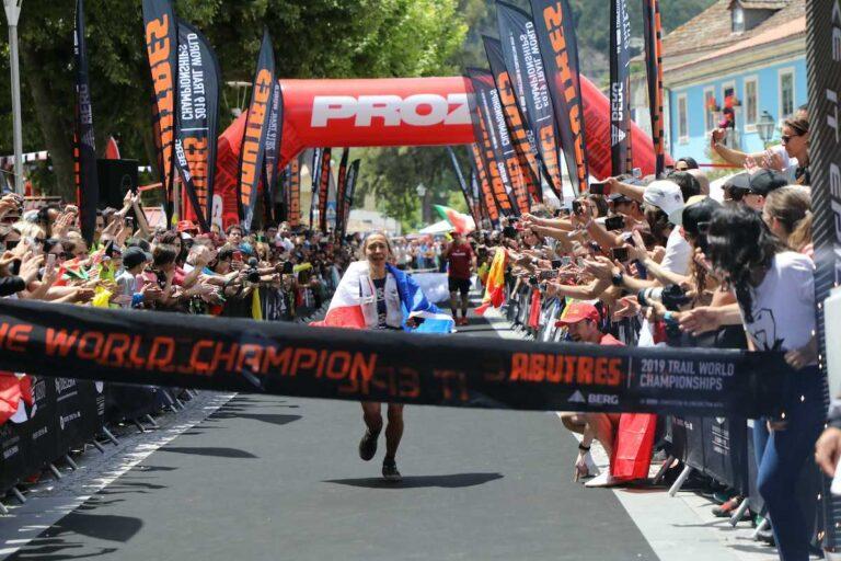 Blandine L'hirondel 2019 Trail World Championships Winner