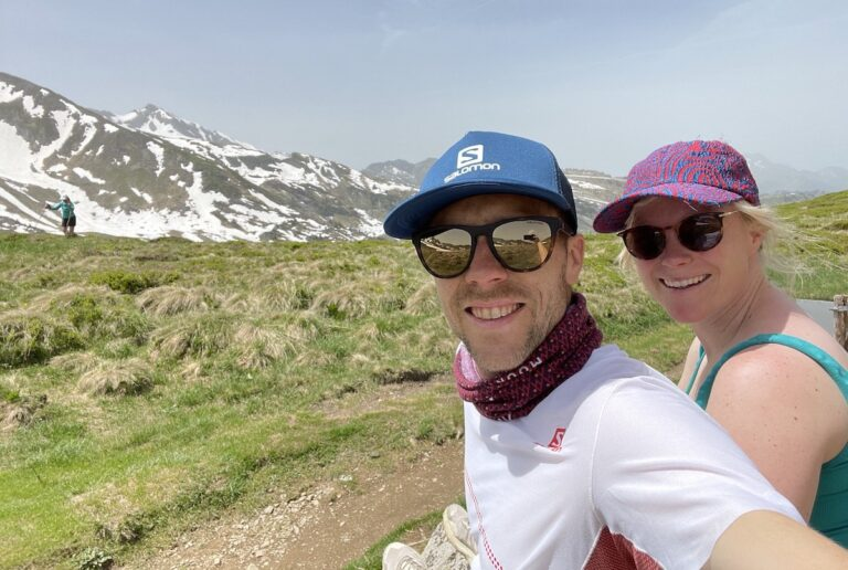 Top Runners - Stian Angermund with Katrine