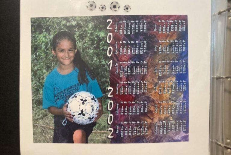 WeRunFar Laura Cortez Soccer