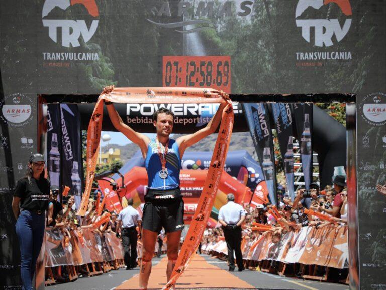 2019 Transvulcania Ultramarathon - Thibaut Garrivier champion