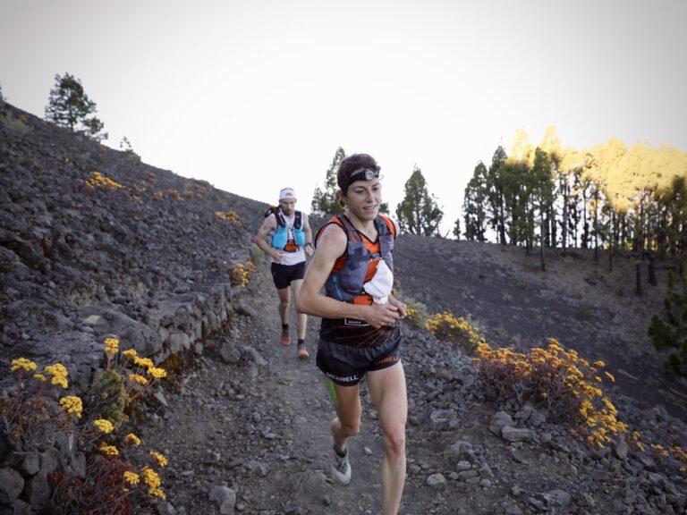 2019 Transvulcania Ultramarathon - Ragna Debats champion