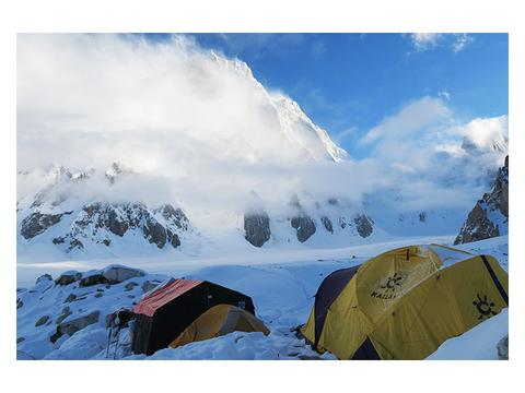 Photo from Unclimbed Peak Project