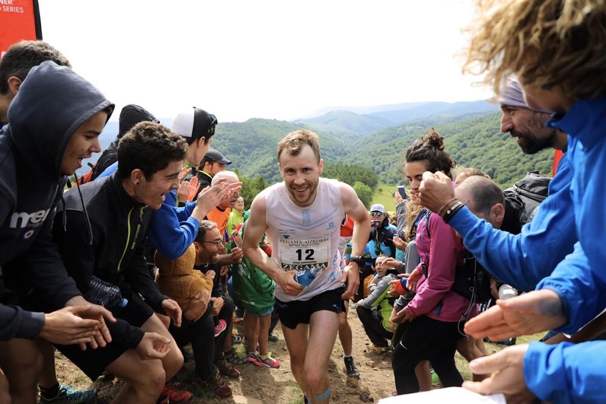 Stian Angermund - Zegama Race 2017 - Top Runners Article