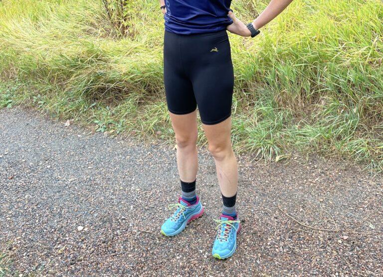 Best Women's Running Shorts - Tracksmith Allston Front