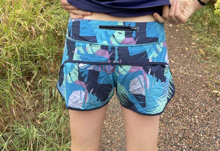 Best Women's Running Shorts - Smartwool Merino Sport Lined Short Back