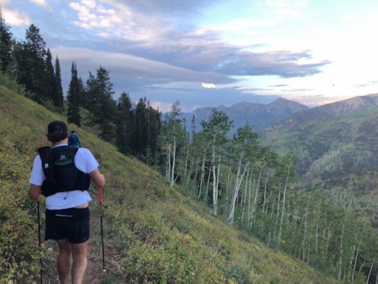 Age Old Runners - John Pitts Wasatch 100 2021