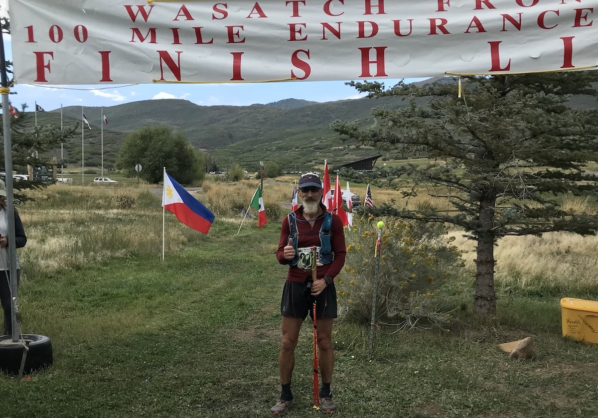 Age Old Runners - Anatoly Ross - 2021 Wasatch 100