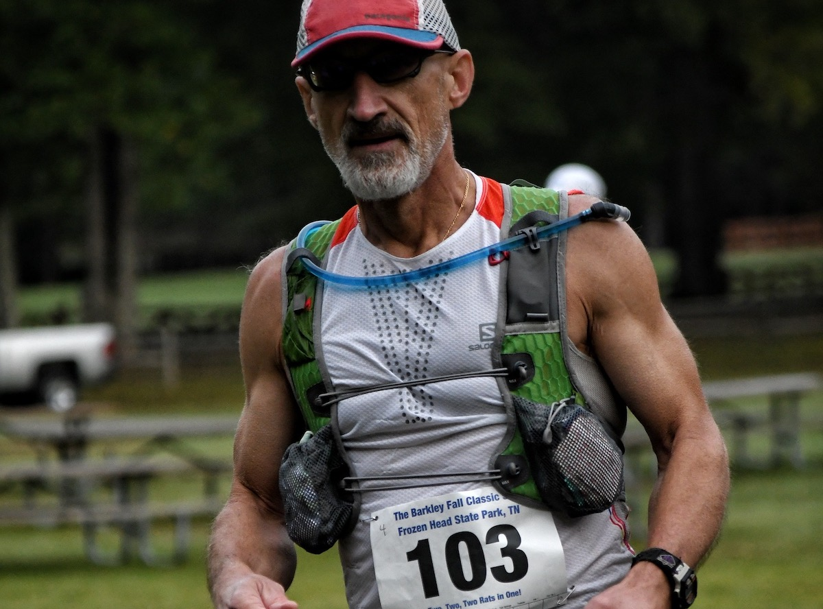 Age Old Runners - Anatoly Ross - Barkley Fall Classic 50k 2020