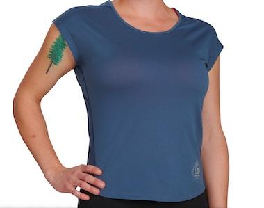 Best Women's Running Shorts - Ultimate Direction Nimbus Tee - Product