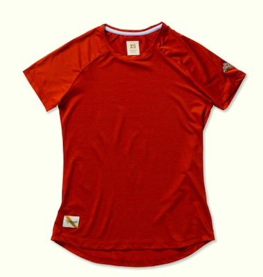 Best Women's Running Shirts - Tracksmith Twilight Tee - Product