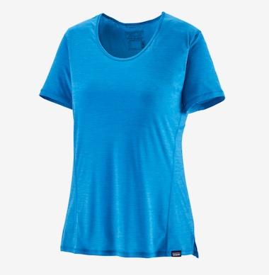 Best Women's Running Shorts - Patagonia Capilene Cool Lightweight Shirt - Product
