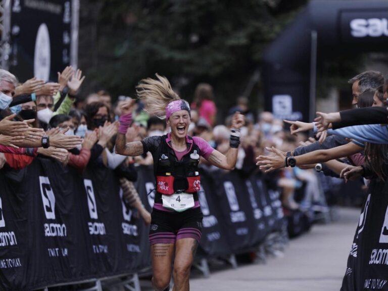 Azara Garcia - 2021 Ultra Pirineu 100k champion