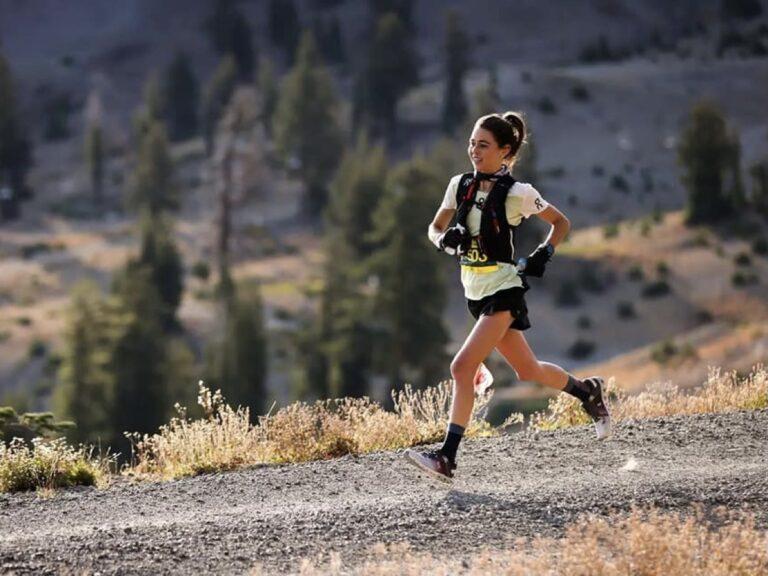 Allie McLaughlin - 2021 Broken Arrow Skyrace 48k champion